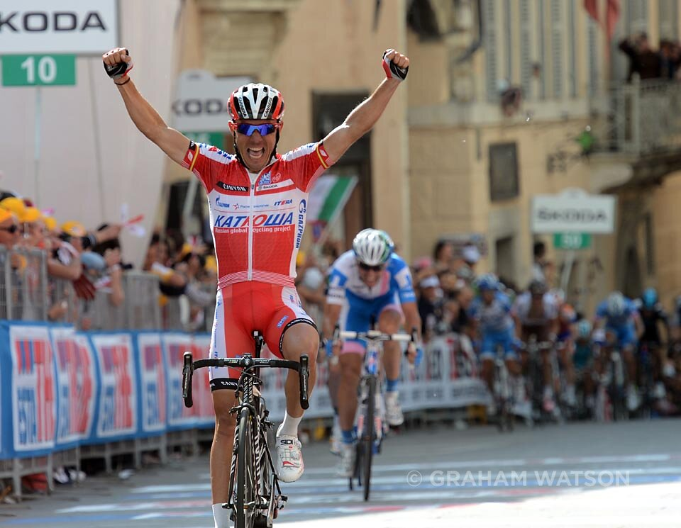 Giro d'Italia - Stage Ten