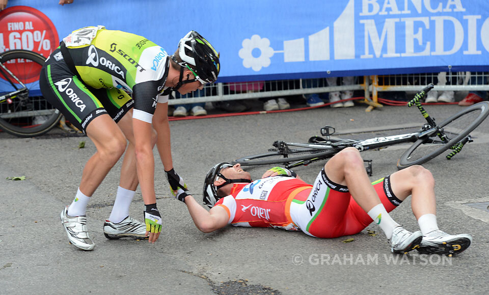 Giro d'Italia - Stage Nine