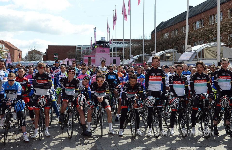 Giro d'Italia - Stage Three