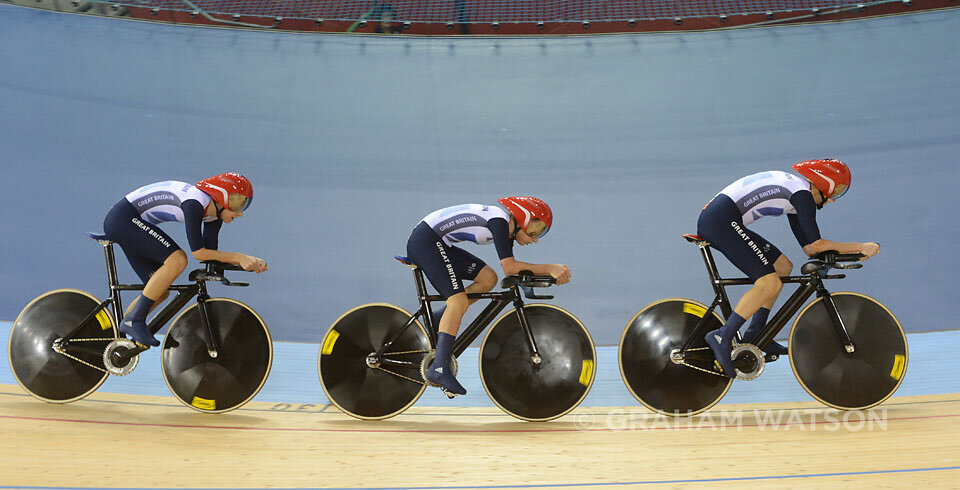 Olympic Games - Womens Team Pursuit