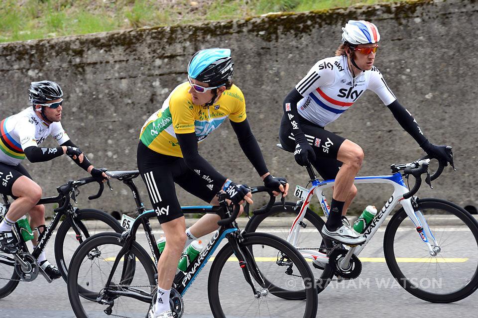 Tour de Romandie - Stage One