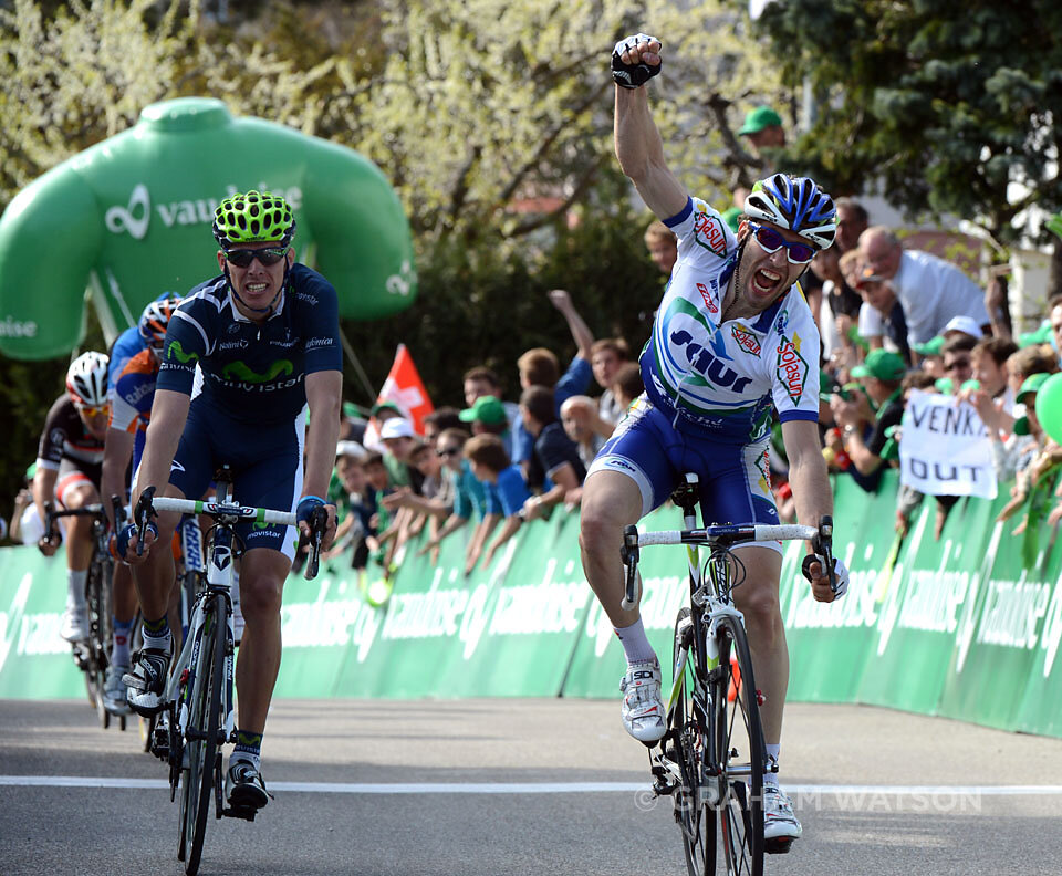 Tour de Romandie - Stage Two